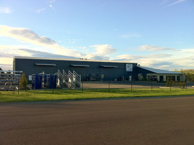 Muswellbrook Steel Supplies Shed